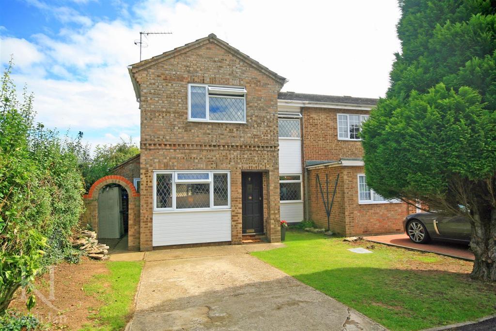 3 Bedrooms End Of Terrace House for sale in Batchelors, Puckeridge