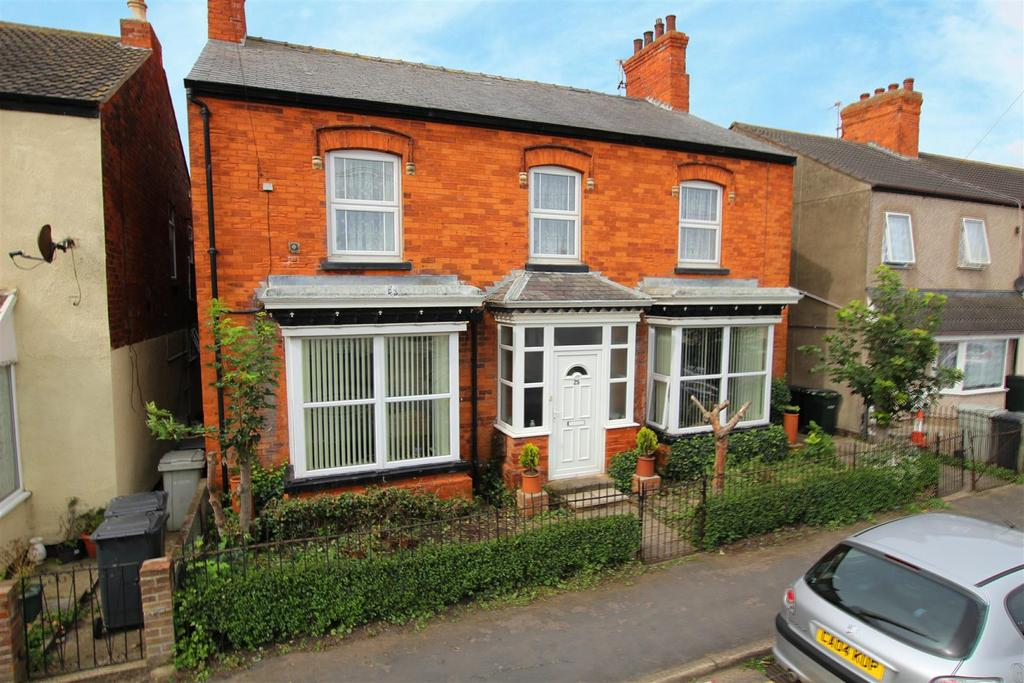 4 Bedrooms Detached House for sale in 25 Fitzwilliam Street, Mablethorpe
