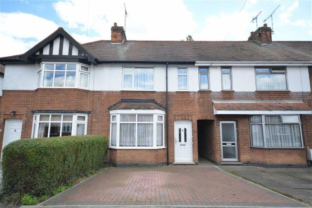 2 Bedrooms Terraced House for sale in Stretton Road, Nuneaton, Warwickshire