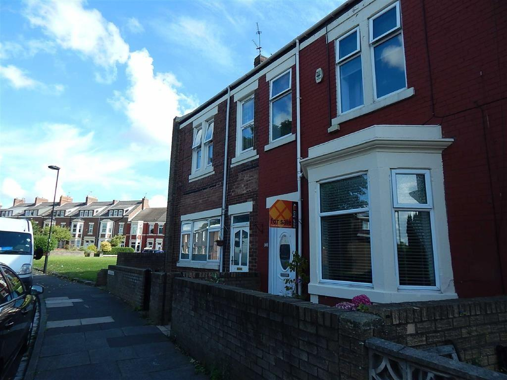 3 Bedrooms Terraced House for sale in Philiphaugh, Wallsend, Tyne Wear, NE28