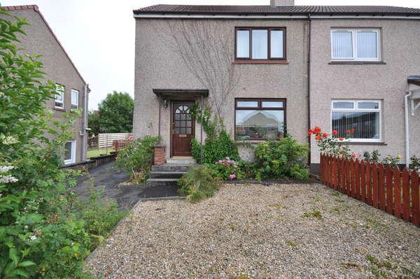 3 Bedrooms Semi-detached Villa House for sale in 9 Campsie Road, Kilmarnock, KA1 3RW