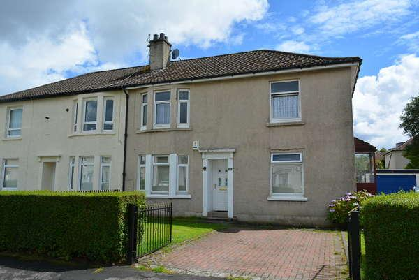 2 Bedrooms Flat for sale in 20 Lochlibo Avenue, Knightswood, Glasgow, G13 4AJ