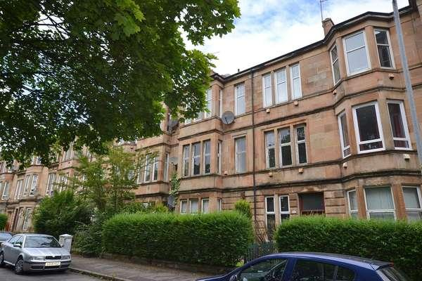 2 Bedrooms Flat for sale in 1/2, 40 Clifford Street, Glasgow, G51 1PA