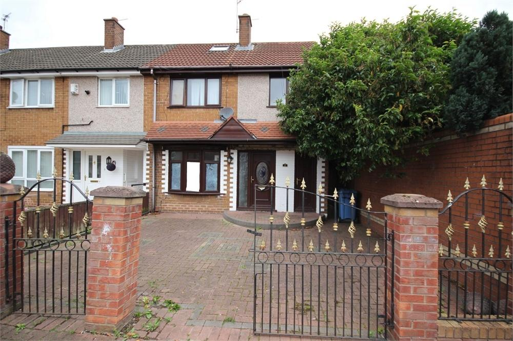 3 Bedrooms End Of Terrace House for sale in Wicket Close, LIVERPOOL, Merseyside