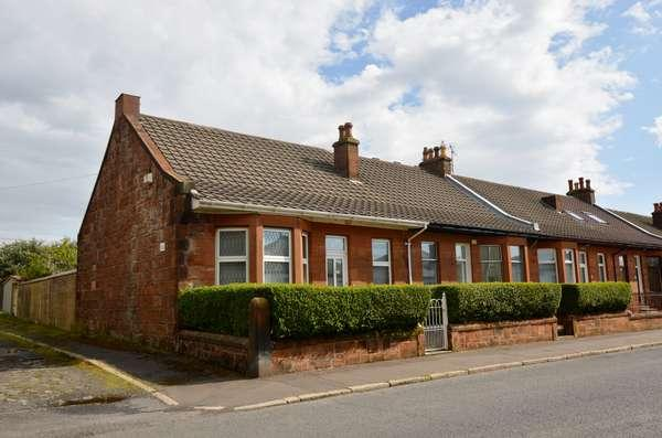 2 Bedrooms Bungalow for sale in 28 Gladstone Road, Saltcoats, KA21 5LD
