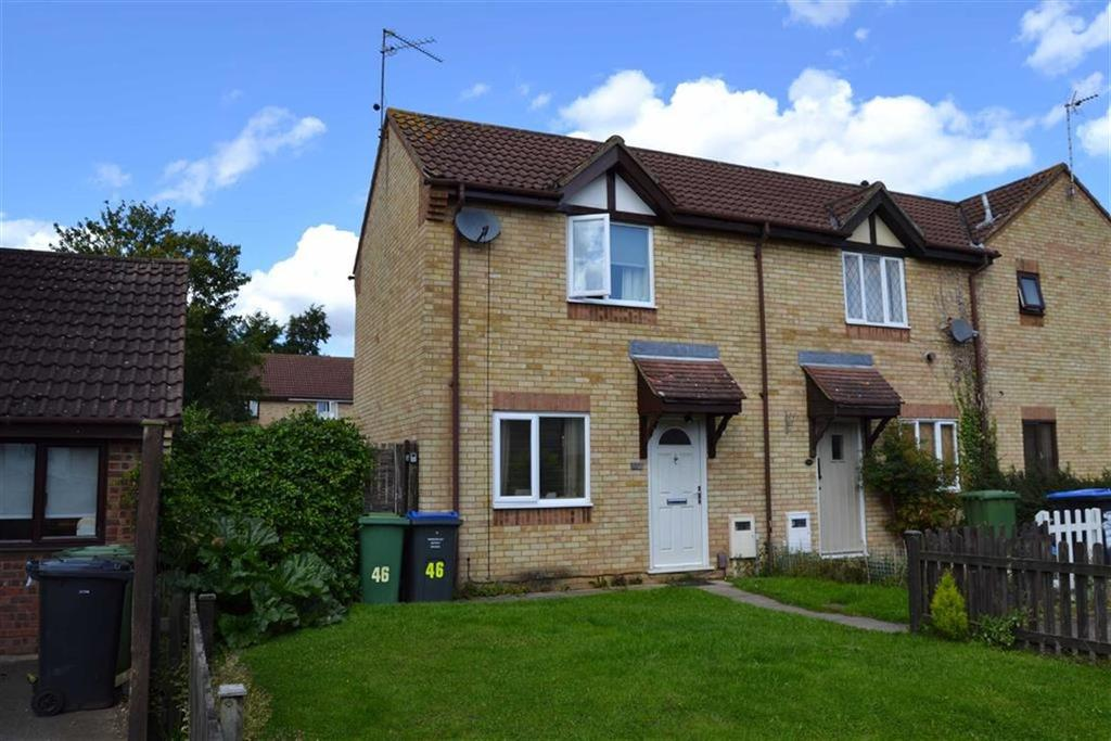 1 Bedroom Semi Detached House for sale in Norbury Close, Market Harborough, Leicestershire
