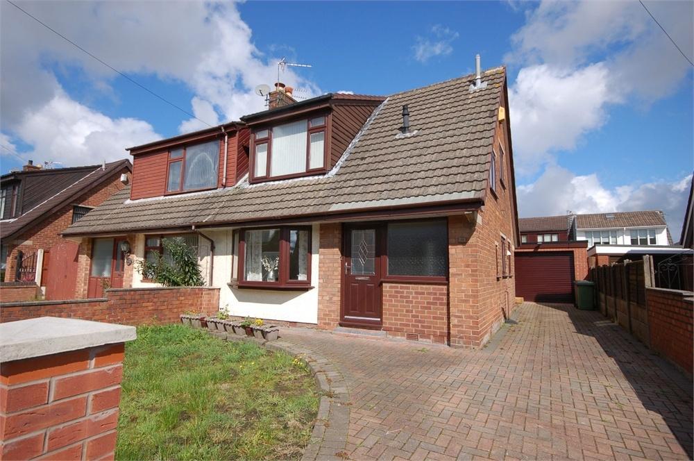 3 Bedrooms Semi Detached House for sale in Whiteside Road, Haydock, ST HELENS, Merseyside