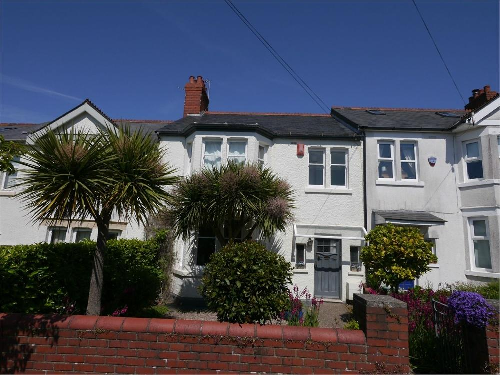 3 Bedrooms Terraced House for sale in Baroness Place, Penarth