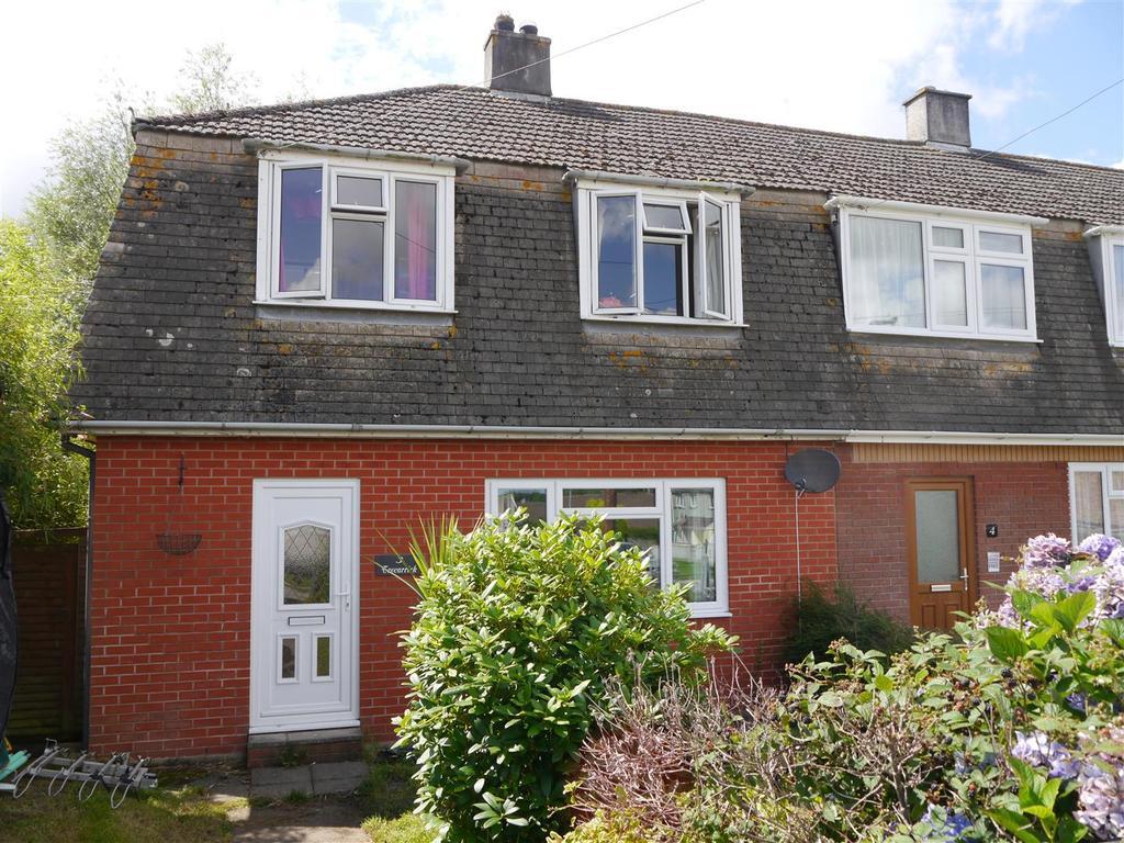 3 Bedrooms End Of Terrace House for sale in Trelawney Estate, Frogpool, Truro