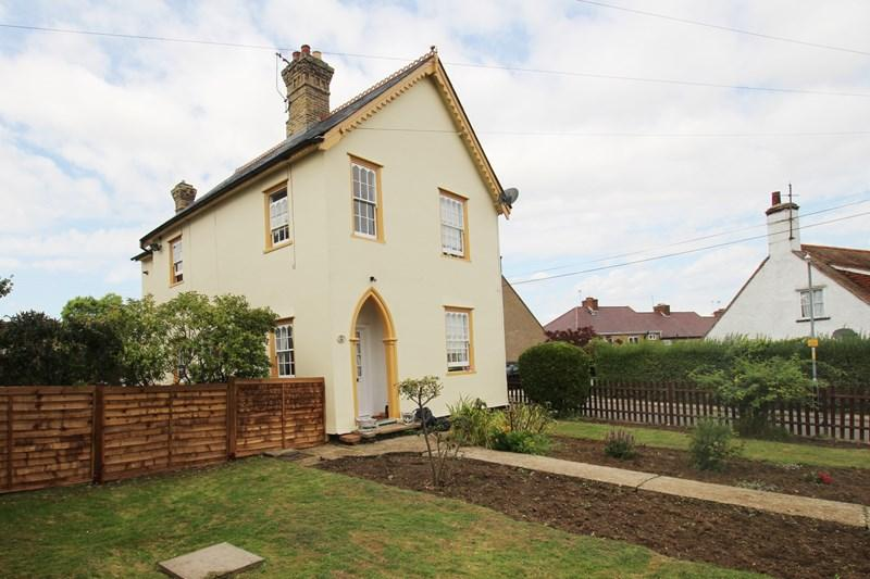 4 Bedrooms Detached House for sale in Church Road, Walton On The Naze