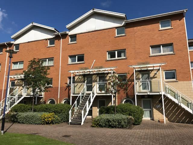 3 Bedrooms Town House for sale in Chandlery Way, Century Wharf, Cardiff Bay