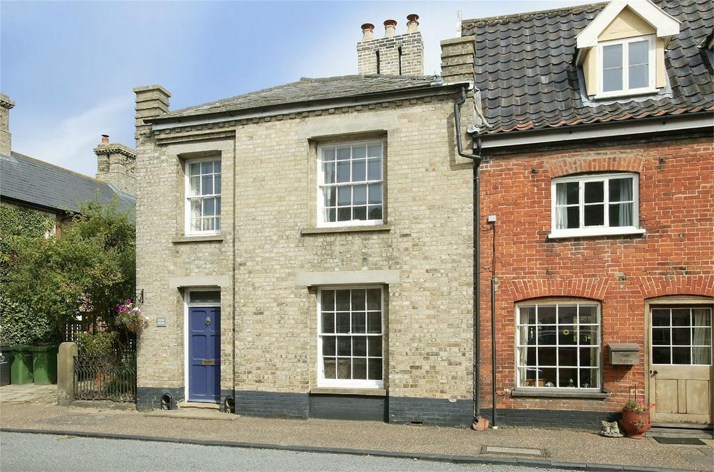 3 Bedrooms End Of Terrace House for sale in King Street, New Buckenham, Norfolk