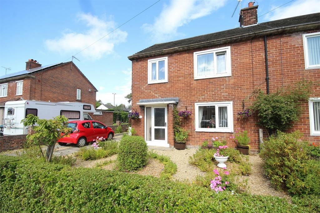 3 Bedrooms Semi Detached House for sale in Wats Road, Penyffordd, Flintshire