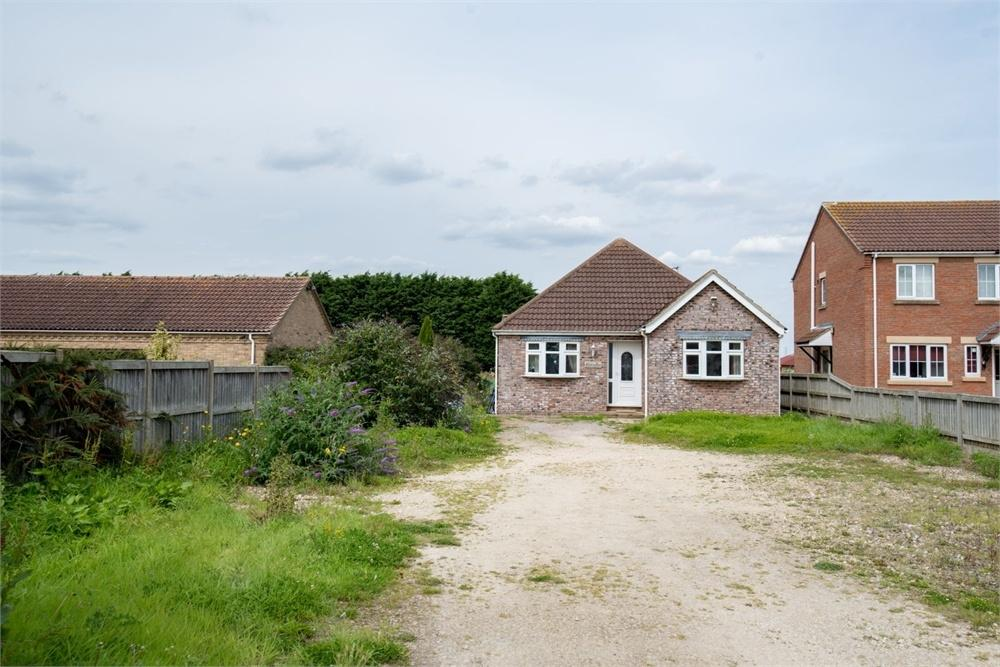 6 Bedrooms Detached Bungalow for sale in Station Road, Old Leake Commonside, Boston, Lincolnshire
