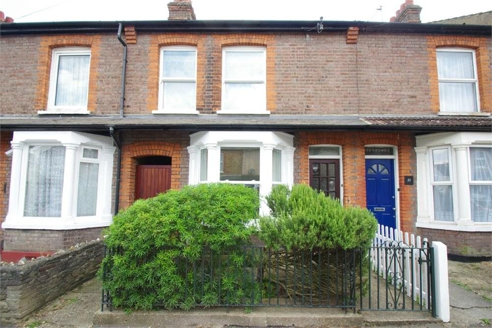 2 Bedrooms Terraced House for sale in Brighton Road, WATFORD, Hertfordshire