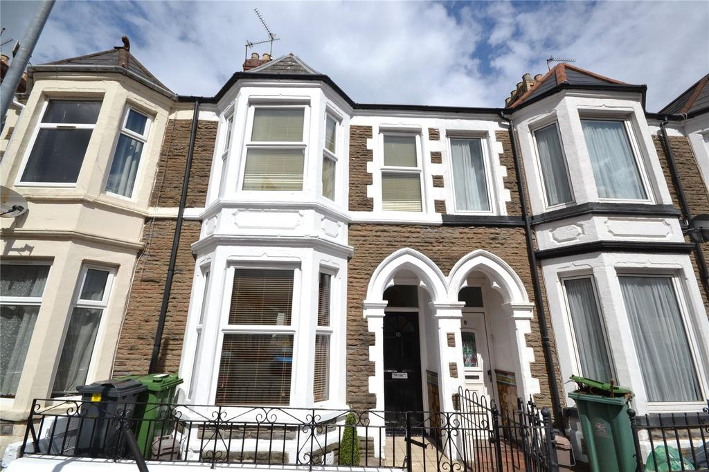 3 Bedrooms Terraced House for sale in Hazeldene Avenue, Cathays, Cardiff, CF24