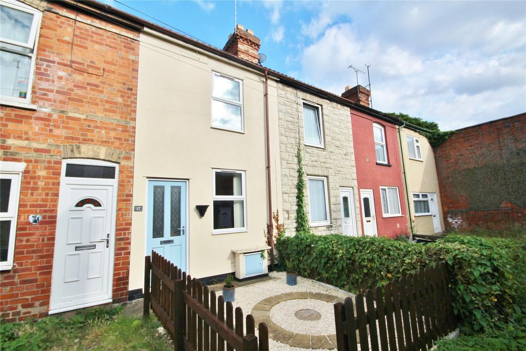 2 Bedrooms Terraced House for sale in Albany Terrace, Lincoln, LN5