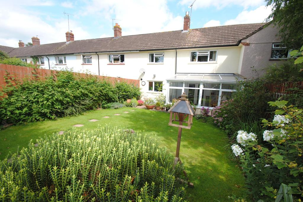 2 Bedrooms Terraced House for sale in Creedwell Orchard, Milverton