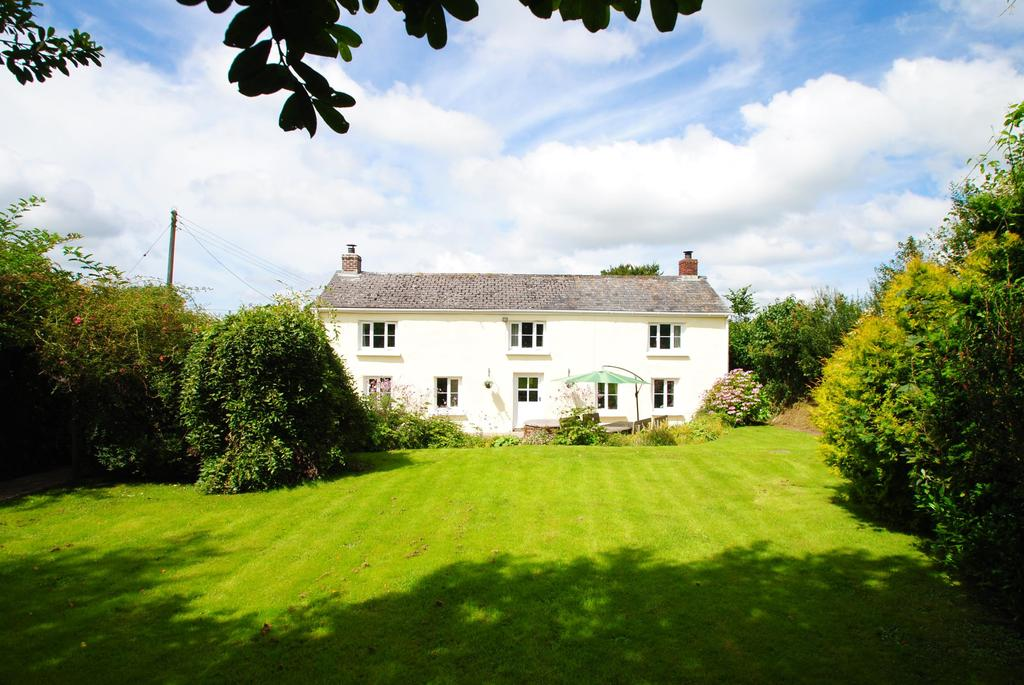 5 Bedrooms Detached House for sale in Dolton, Winkleigh