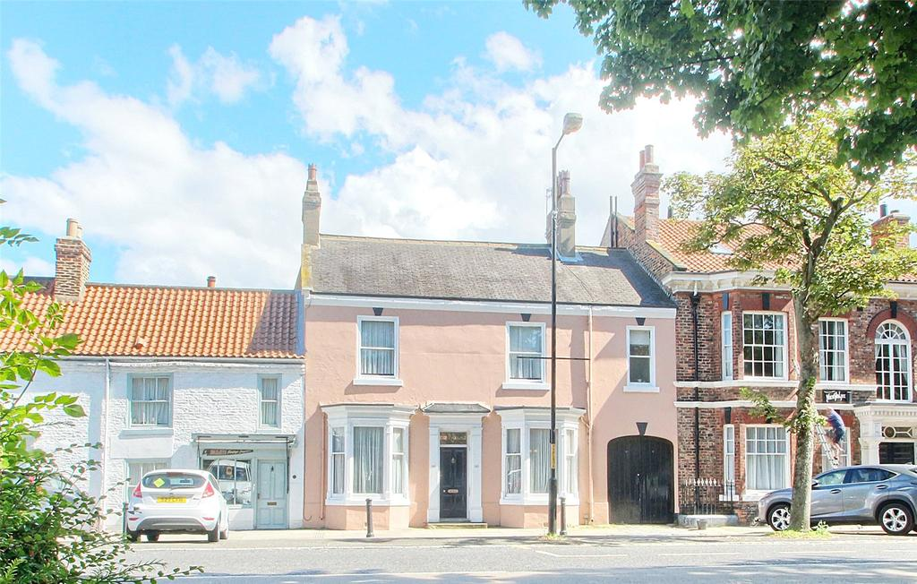 3 Bedrooms Terraced House for sale in High Street, Norton