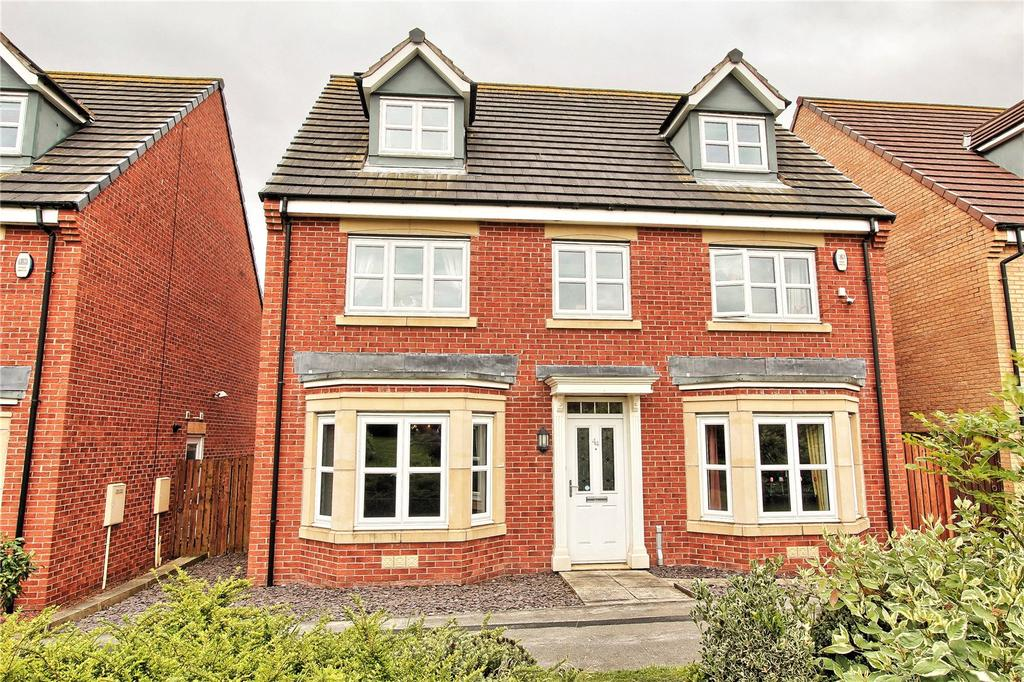 5 Bedrooms Detached House for sale in Hillbrook Crescent, Ingleby Barwick