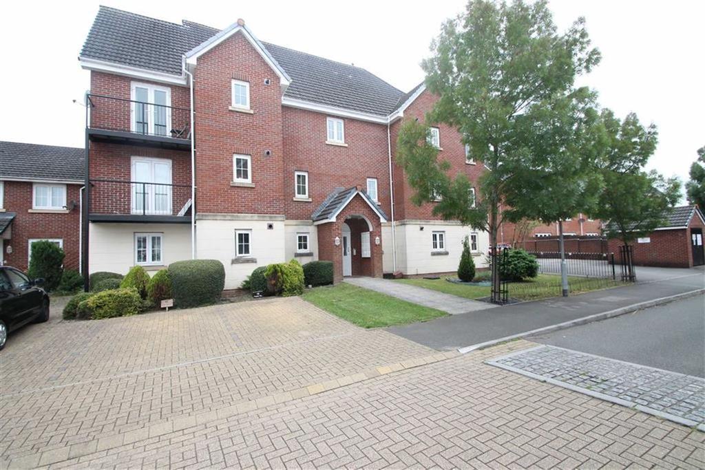 1 Bedroom Flat for sale in Tasker Square, Llanishen, Cardiff
