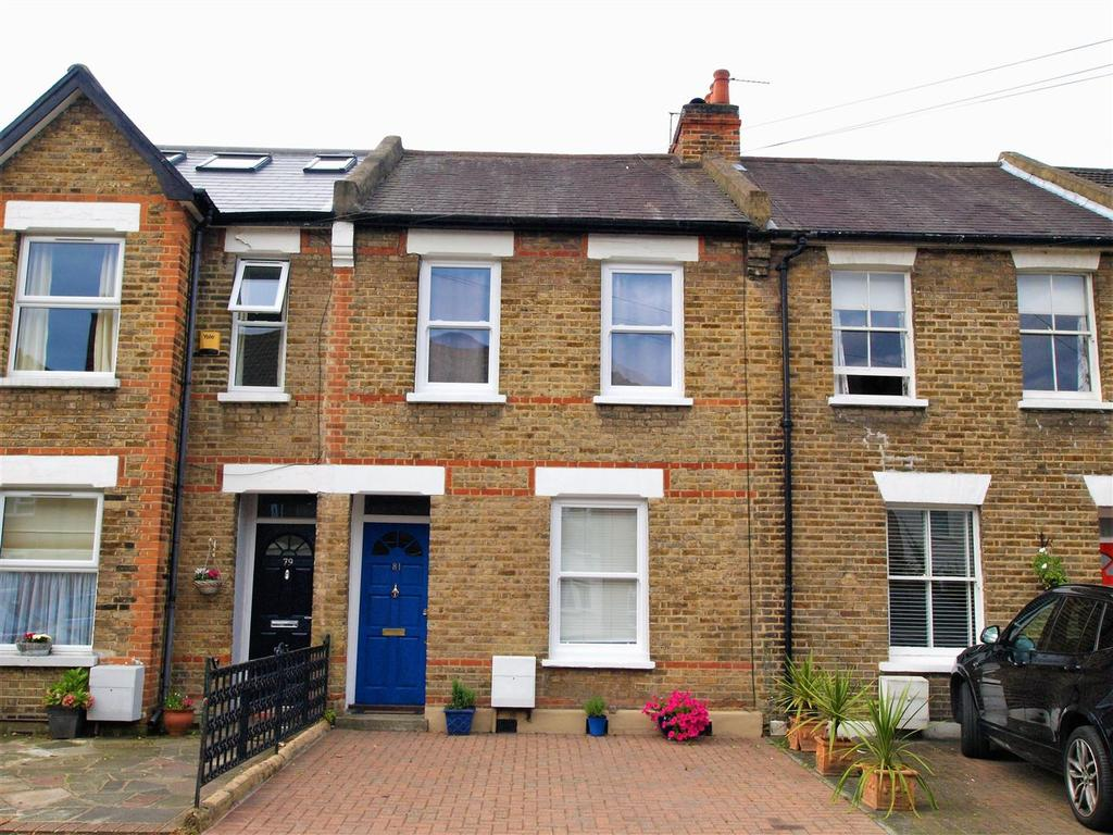 3 Bedrooms Terraced House for sale in Martins Road, Shortlands, Bromley