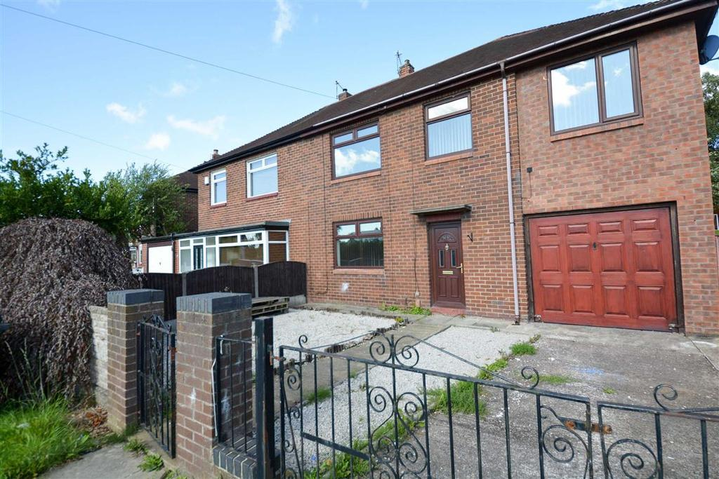 4 Bedrooms Semi Detached House for sale in Beech Hill Lane, Beech Hill, Wigan, WN6