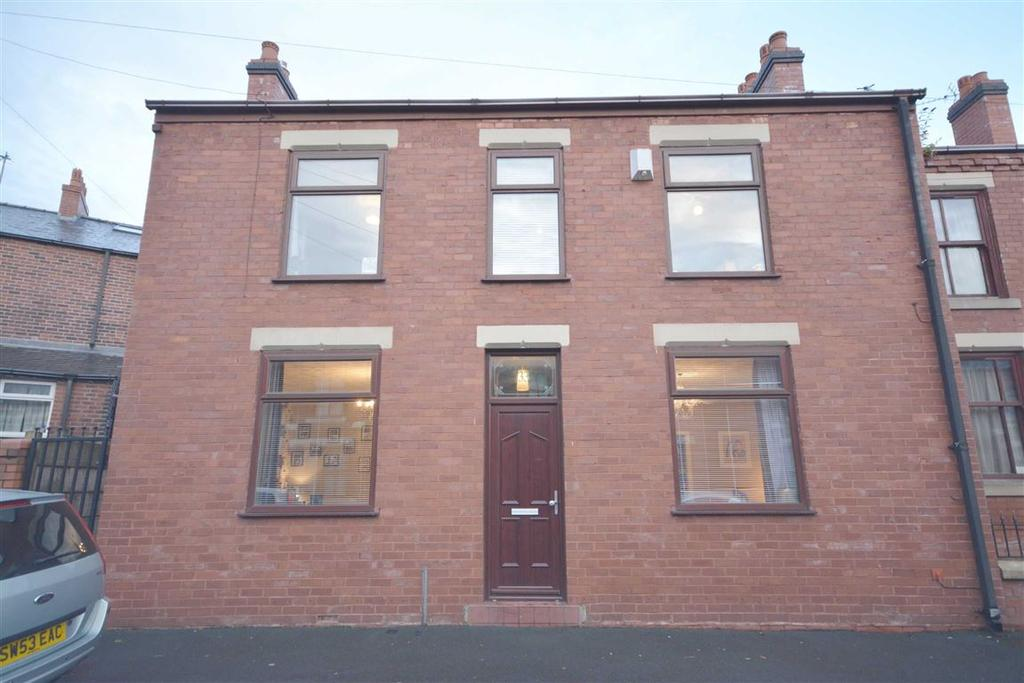 2 Bedrooms End Of Terrace House for sale in Lower St. Stephen Street, Springfield, Wigan, WN6