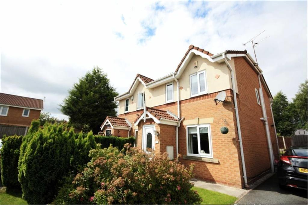 2 Bedrooms Semi Detached House for sale in Hereford Close, The Shires, St Helens, WA10