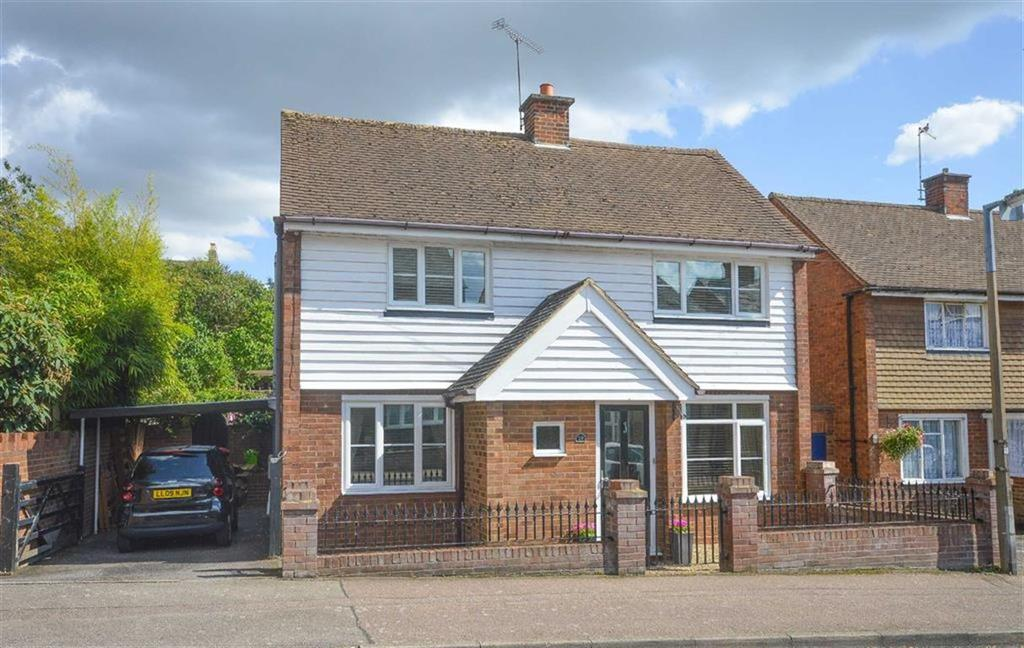 3 Bedrooms Detached House for sale in Garland Road, Ware, Hertfordshire, SG12