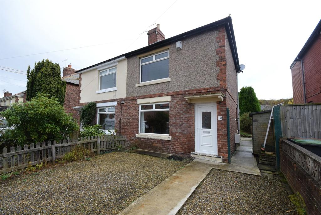 2 Bedrooms Semi Detached House for sale in Burnopfield