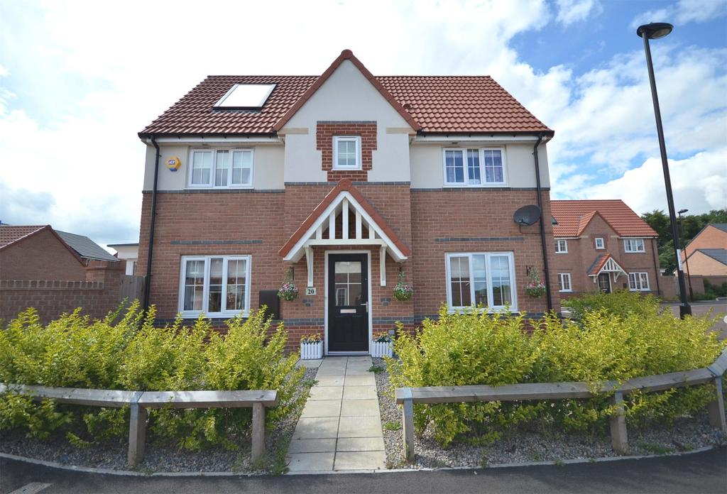 3 Bedrooms House for sale in Scholars Wynd