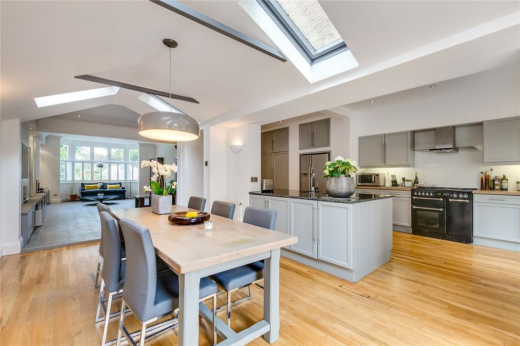 5 Bedrooms House for sale in Magdalen Road, Earlsfield
