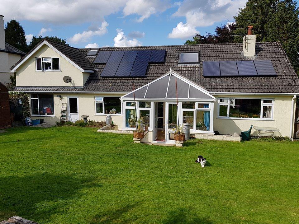 4 Bedrooms Detached Bungalow for sale in Kilmington, Axminster,