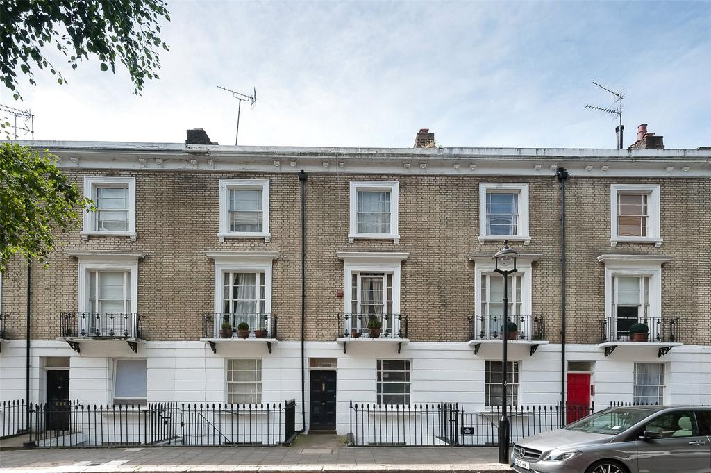 2 Bedrooms Flat for sale in Aylesford Street, Pimlico, London