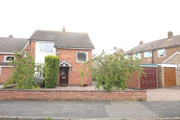 3 Bedrooms Detached House for sale in Glendon Close, Asfordby, Melton Mowbray, LE14