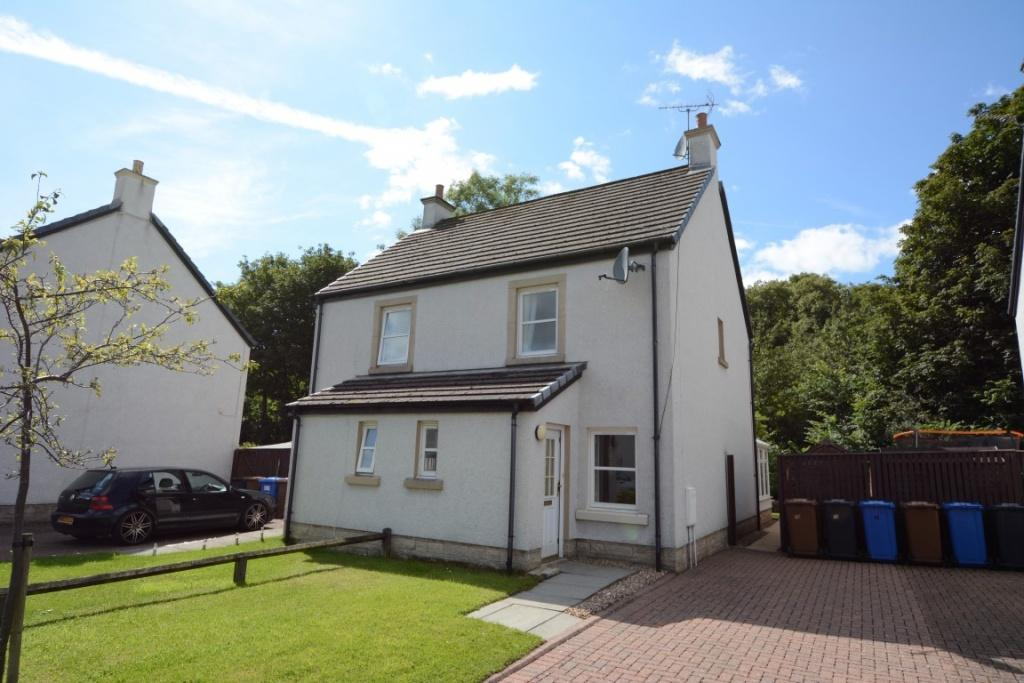 2 Bedrooms Semi Detached House for sale in 19 Noddleburn Meadow, Largs, KA30 8UD