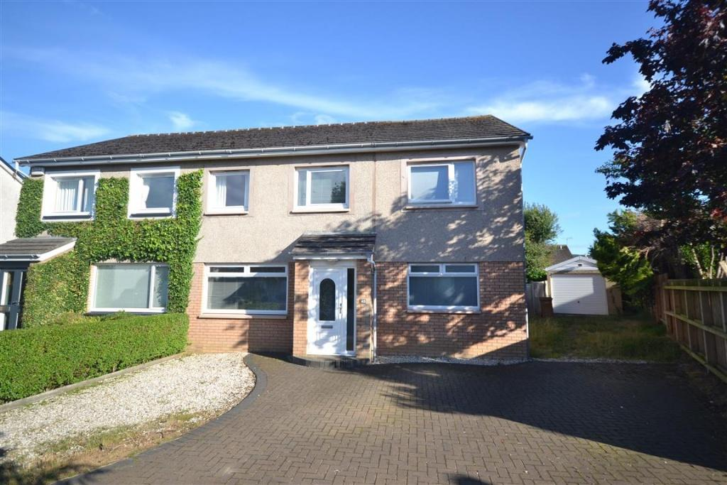 4 Bedrooms Semi-detached Villa House for sale in 45 Greenan Grove, Ayr, KA7 4JP