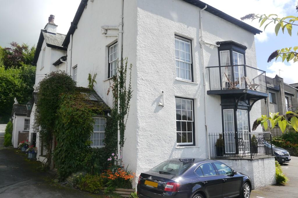 1 Bedroom Ground Flat for sale in Stones Throw Old Lake Road, Ambleside LA22 0AE
