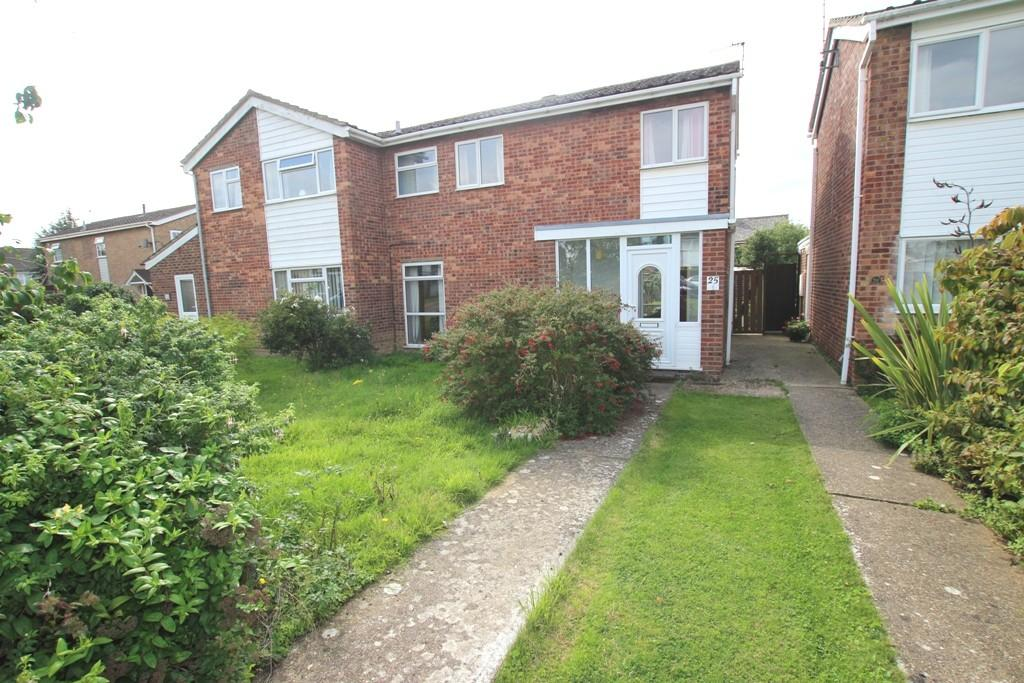 3 Bedrooms Semi Detached House for sale in Kirby Cross Avenue, Littleport