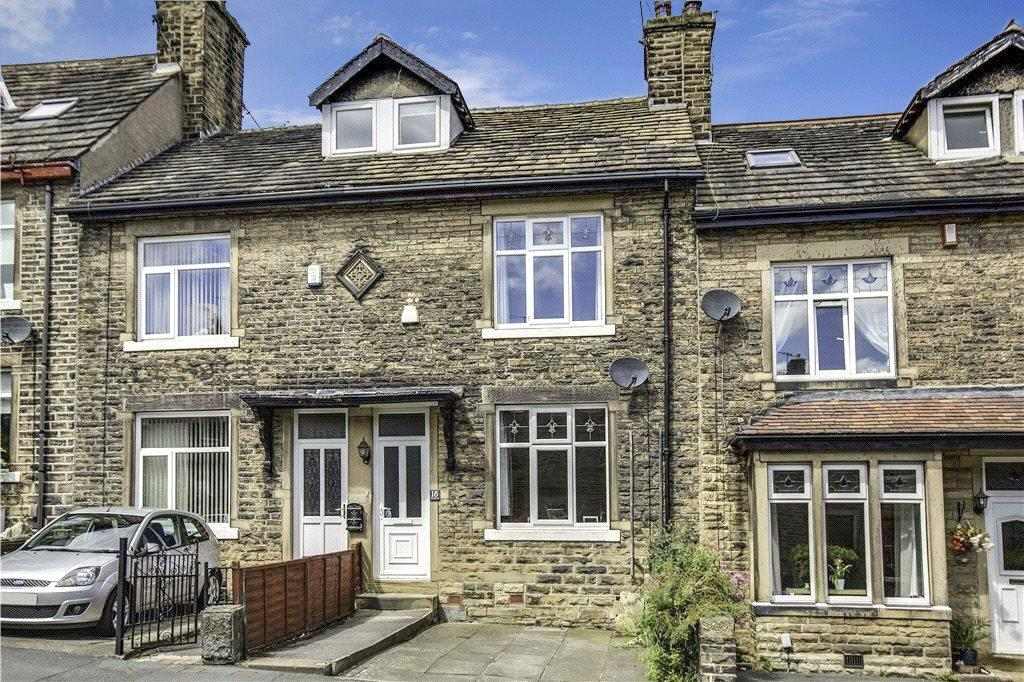 3 Bedrooms Unique Property for sale in Fourlands Road, Bradford, West Yorkshire