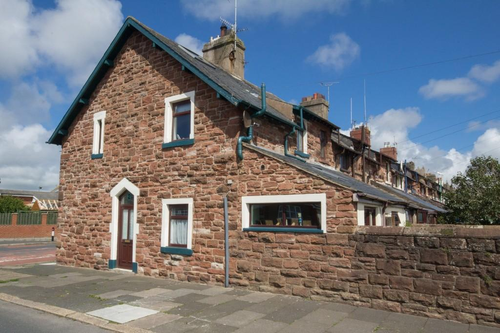 2 Bedrooms End Of Terrace House for sale in North Row, Barrow-In-Furness