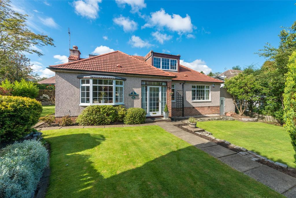 4 Bedrooms Detached House for sale in Essex Road, Edinburgh, Midlothian