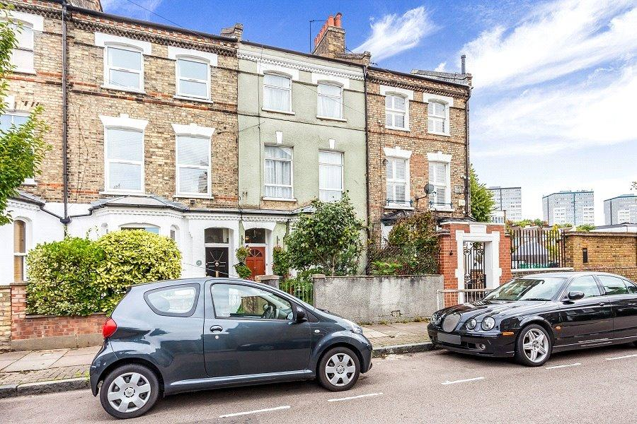 4 Bedrooms House for sale in Pakeman Street, Holloway, London, N7