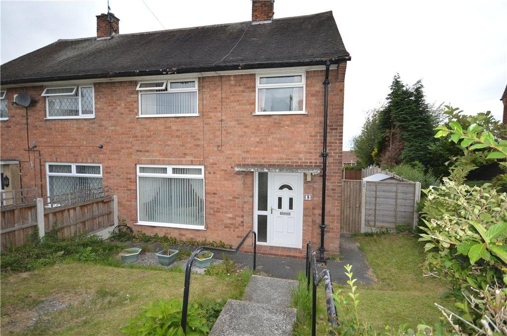 3 Bedrooms Semi Detached House for sale in Aberfield Mount, Leeds, West Yorkshire