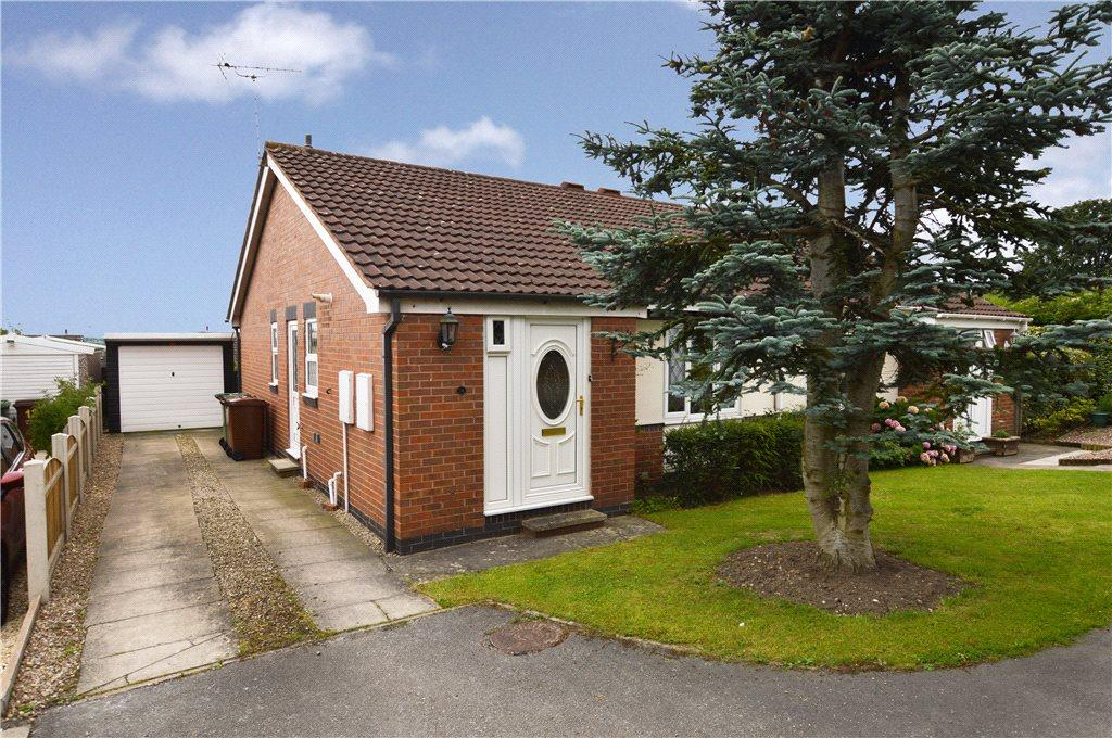 2 Bedrooms Bungalow for sale in Meadow Croft, Outwood, Wakefield, West Yorkshire