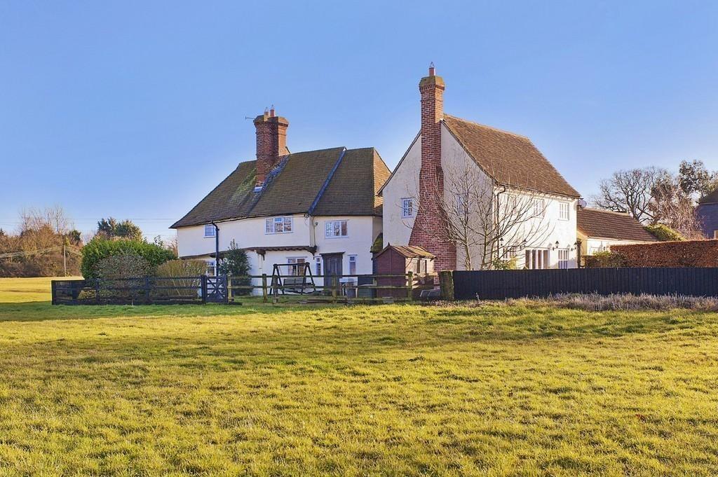 5 Bedrooms Farm House Character Property for sale in Pledgdon Green, Henham