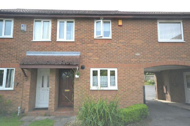 2 Bedrooms Terraced House for sale in Victory Way, Laceby Acres, Grimsby