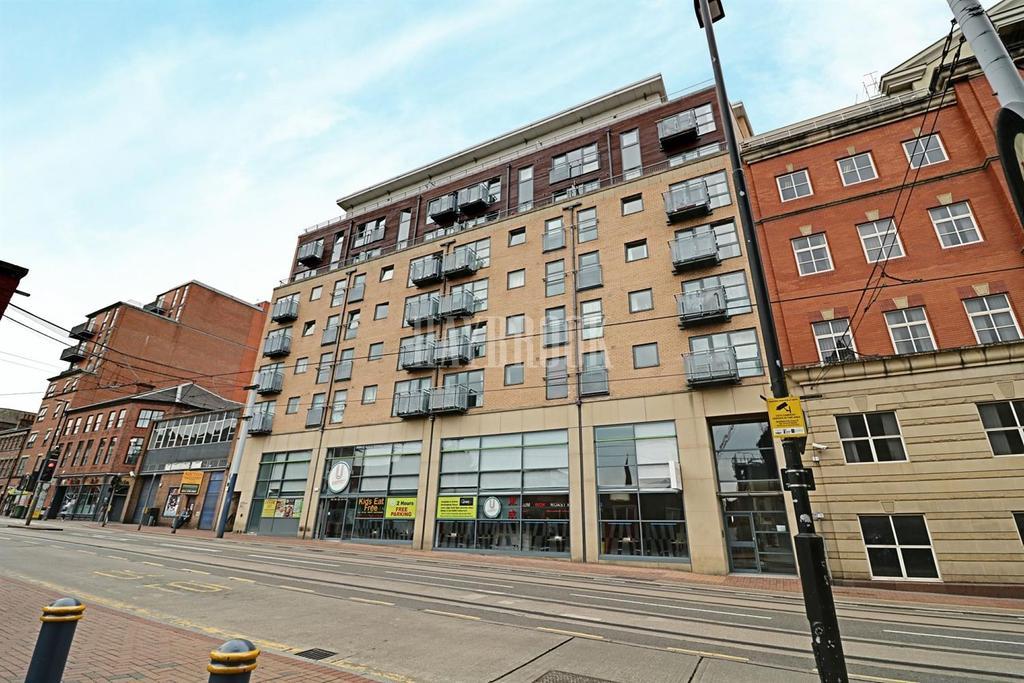 2 Bedrooms Flat for sale in West Street, Sheffield, S1 4EZ